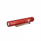 Olight i3T EOS 180 Lumens AAA Battery Light (Red)