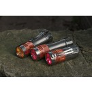 Noctigon KR4 Quad Ti + Copper Tail E-Switch 18650 EDC Flashlight