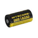 18350 Nitecore NL18350A 700mAh High Discharge Button Top