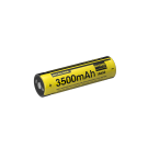 18650 Nitecore NL1835R 3500mAh 5A Discharge Protected Button Top (Micro-USB Charge Port)