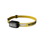 Nitecore NU17 130 Lumen Dual Output (White, High CRI) USB Rechargeable Headlamp