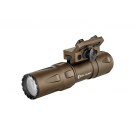 Olight Odin Mini 1250 Lumens Rechargeable Weapon Light (M-Lock) (Desert Tan)