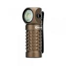 Olight Perun Mini KIT Rechargeable Headlamp 1000 lumens (Limited Edition Desert Tan)
