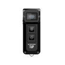 Nitecore TUP 1000 Lumen Rechargeable Keychain Flashlight (Black)