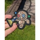 Photon Phreaks Voodoo2 Velcro Backed Morale Patch